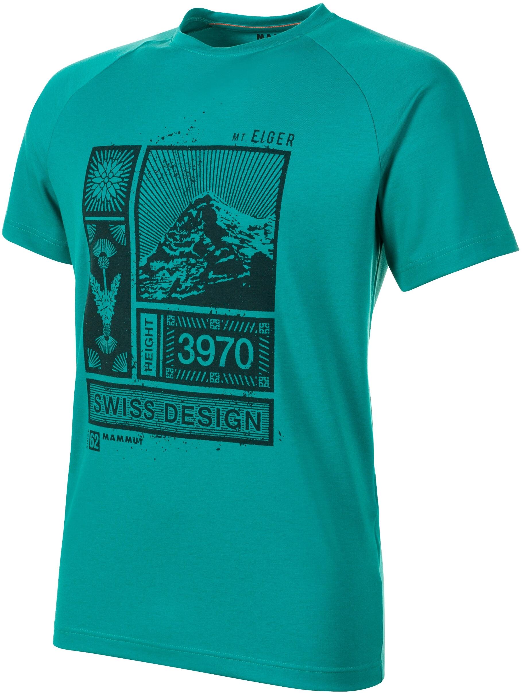 Mammut Mountain Longsleeve T-Shirt Homme